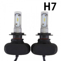 Автолампа светодиодная HiVision Headlight Z1 H7 4000