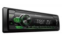 А/м Pioneer MVH S110  UBG (Зеленый)