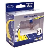 Автолампа NARVA 2*H1 12V 55W Range Power White (48641RPW)