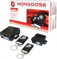 Автосигнализация Mongoose 600