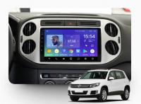 А/м штатный Volkswagen Tiguan Teyes SPRO Wi-Fi, 4G, Android 8.1 4/64 9 дюймов + камера