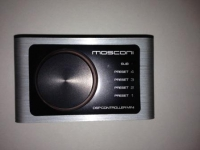 Пульт управления Mosconi DSP для процессора RC Mini