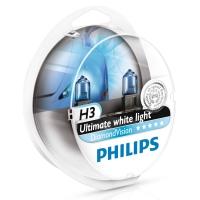 Автолампа PHILIPS H3 Diamond Vision