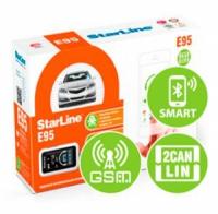 Автосигнализация Star Line E95 2Can-Lin GSM