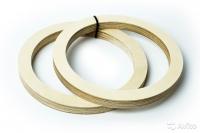 Подиум кольцо фанера диаметр 16 см, толщина10 мм