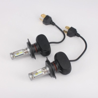 Автолампа светодиодная HiVision Headlight Z1 H4 6000