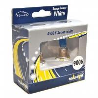 Автолампа NARVA 2*HB4/9006 12V 60W Range Power White (98552RPW)