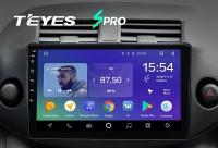 А/м штатный Toyota Rav4 2006-2012 Teyes SPRO Wi-Fi, 4G, Android 8.1 2/32 10.2 дюймов