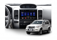 А/м штатный Teyes Toyota Prado 120 CC2 Wi-Fi, 4G, Android 8.1 4/64 9 дюймов
