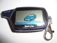 Брелок Star Line B9 ж/к (синий) Б/У
