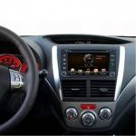 А/м штатный Subaru Forester 2008-2012, Impreza 2007-2013, XV 2011-2013 Intro