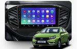 А/м штатный Lada Vesta Teyes SPRO Wi-Fi, 4G, Android 8.1 2/32 10.2 дюймов + камера + CanBus