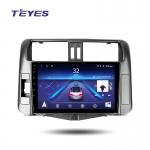 Штатная магнитола Teyes Toyota Prado 150 2008-2013 CC2 Wi-Fi, Android 8.1 2/32 9 дюймов