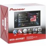 Монитор Pioneer MVH AV200BT 2din без диска