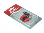 Клемма силовая комплект AurA ACN-R104 кольцо 8ga