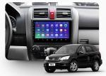 Штатная магнитола Teyes Honda CRV 2006-2012 CC2 Wi-Fi, 4G, Android 8.1 4/64 10.2 дюймов