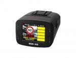 Видеорегистратор+радар-детектор Sho-Me Combo 3 iCatch