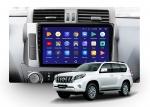 Штатная магнитола Teyes Toyota Prado 150 2013-2017 CC2 Wi-Fi, 4G, Android 8.1 2/32 10 дюймов