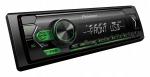 А/м Pioneer MVH S120 UBG (Зеленый)