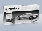 Автосигнализация Pandora DXL 5000 NEW (ver.5100)