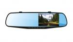 Видеорегистратор в зеркале Intego VX 420MR