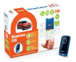 Автосигнализация Star Line S96 v2 BT 2Can-4Line 2SIM GSM+GPS