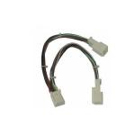 Адаптер MP3 кабель разветлитель Y (6+6 small) на новую Тойоту