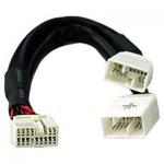 Адаптер MP3 кабель разветлитель Y (6+8) на HONDA2