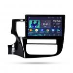 Штатная магнитола Teyes Mitsubishi Outlander 2012-2018 CC2 Wi-Fi, 4G, Android 8.1 2/32 10.2 дюймов
