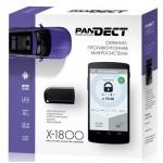 Автосигнализация Pandect X 1800BT
