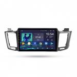 Штатная магнитола Teyes Toyota Rav4 2013-2018 CC2 Wi-Fi, 4G, Android 8.1 4/64 10.2 дюймов
