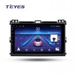 Штатная магнитола Teyes Toyota Prado 120 CC2L Wi-Fi, Android 8.1 2/32 9 дюймов