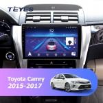 Штатная магнитола Teyes Toyota Camry 55 SPRO Wi-Fi, 4G, Android 8.1 4/64 10.2 дюймов