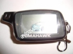 Брелок Tomahawk TW X3/X5 ж/к китай