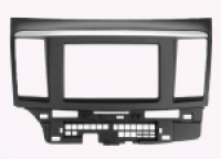 Переходная рамка Mitsubishi Lancer X 2007-, Galant Fortis 2007 -, Ispira 2010 -