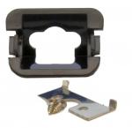 Адаптер для камеры в подсветку номера Toyota Camry 2009—2011