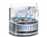 Автолампа MTF HB3 9005 12v 65w Argentum +50%
