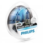 Автолампа PHILIPS HB4/9006 12V 55W P22d Diamond Vision (9006DV), EUROBOX-2шт