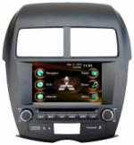 Штатная магнитола Intro Mitsubishi ASX RVR Peugeot 4008 2012 -, Citroen C4 AirCross 2012