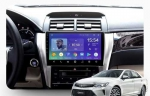 Штатная магнитола Teyes Toyota Camry 55 CC2 Wi-Fi, 4G, Android 8.1 2/32 10.2 дюймов