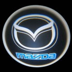 Подсветка проекция Mazda 5W