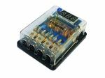 Дистрибьютор питания Art Sound MBB 34 VM с вольтметром