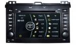 Штатная магнитола Energy Toyota Prado 120