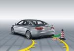 Интеллектуальная парковочная система Toyota