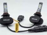 Автолампа светодиодная HiVision Headlight Z1 PRO H1 6000