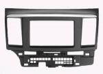 Переходная рамка Mitsubishi Lancer X 2007- 2din/1din, Galant Fortis 2007 -, Ispira 2010 -