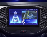 А/м штатный Lada Vesta Teyes CC2 Wi-Fi, 4G, Android 8.1 2/32 9 дюймов + камера
