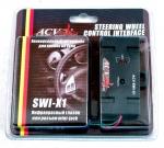 Интерфейс для штатных кнопок на руле ACV SWI X1
