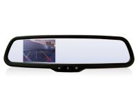 Зеркало электрохромное с 5-ю датчиками парковки для Toyota