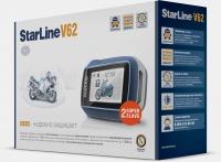 Автосигнализация Star Line V62 MOTO